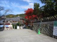 Asisbiz Otowa san Kiyomizu dera main hall shrine room Nov 2009 53