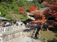 Asisbiz Otowa san Kiyomizu dera main hall shrine room Nov 2009 60