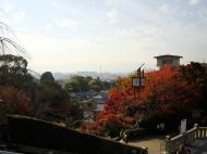 Asisbiz Otowa san Kiyomizu dera solar clock Kyoto Japan Nov 2009 01