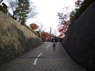 Asisbiz Otowa san Kiyomizu dera street entrance Kyoto Nov 2009 05