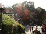 Asisbiz Otowa san Kiyomizu dera street entrance Kyoto Nov 2009 06
