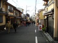 Asisbiz Otowa san Kiyomizu dera street walk Kyoto Nov 2009 02