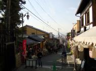 Asisbiz Otowa san Kiyomizu dera street walk Kyoto Nov 2009 07