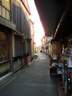 Asisbiz Otowa san Kiyomizu dera street walk Kyoto Nov 2009 18