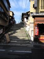 Asisbiz Otowa san Kiyomizu dera street walk Kyoto Nov 2009 24