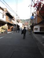 Asisbiz Otowa san Kiyomizu dera street walk Kyoto Nov 2009 25