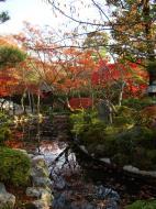 Asisbiz Otowa san Kiyomizu dera temple gardens Kyoto Nov 2009 03