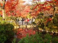 Asisbiz Otowa san Kiyomizu dera temple gardens Kyoto Nov 2009 11