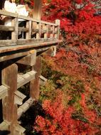 Asisbiz Otowa san Kiyomizu dera wooden terrace Kyoto Nov 2009 07