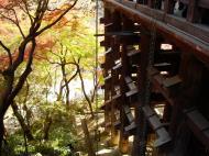 Asisbiz Otowa san Kiyomizu dera wooden terrace Kyoto Nov 2009 09