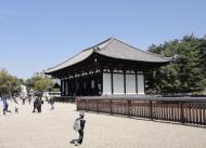 Asisbiz Kofuku ji Temple Tokon do Hall world heritage site Nara Japan 03