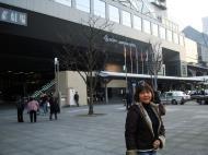 Asisbiz Hotel Granvia Kyoto entrance Kansai Japan Nov 2009 01
