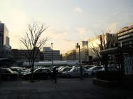 Asisbiz Kyoto Central Train station carpark Kansai Japan Nov 2009 01
