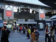 Asisbiz Kyoto Central Train station entrance Kansai Japan Nov 2009 05