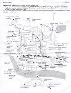 Asisbiz 0 Kyoto walks Map Arashiyama Area
