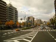 Asisbiz Kyoto City Bus ride to Kinkaku ji Temple and Zen Gardens Japan Nov 2009 05