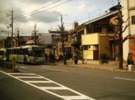 Asisbiz Kyoto City Bus ride to Kinkaku ji Temple and Zen Gardens Japan Nov 2009 16