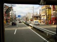 Asisbiz Kyoto City Bus ride to Kinkaku ji Temple and Zen Gardens Japan Nov 2009 18