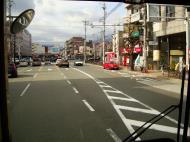 Asisbiz Kyoto City Bus ride to Kinkaku ji Temple and Zen Gardens Japan Nov 2009 19