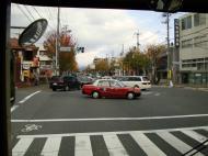 Asisbiz Kyoto City Bus ride to Kinkaku ji Temple and Zen Gardens Japan Nov 2009 21