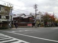Asisbiz Kyoto City Bus ride to Kinkaku ji Temple and Zen Gardens Japan Nov 2009 22