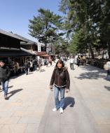 Asisbiz Heading towards Kasuga Grand Shrine Nara 01