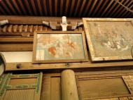 Asisbiz Nigatsu do etched wooden paintings this one is of Japanese paying homage Nara 02