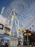 Asisbiz Ferris Wheel Tempozan Osaka Japan Nov 2009 14