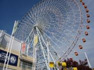 Asisbiz Ferris Wheel Tempozan Osaka Japan Nov 2009 15