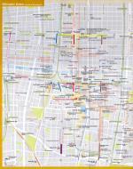 Asisbiz 0 Minami Area Railway and Subway Map Brochure Nov 2009