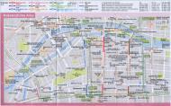 Asisbiz 0 Nakanoshima Area Railway and Subway Map Brochure Nov 2009