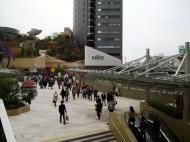 Asisbiz Namba Parks Osaka City Kansai Japan Nov 2009 01