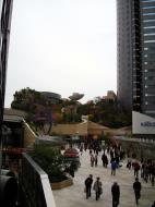 Asisbiz Namba Parks Osaka City Kansai Japan Nov 2009 04