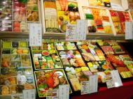 Asisbiz Osaka City Japanese food Japan Nov 2009 01