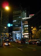 Asisbiz Osaka City night street scenes Japan Nov 2009 02