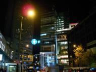 Asisbiz Osaka City night street scenes Japan Nov 2009 03