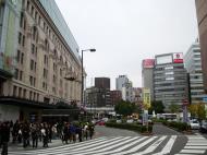 Asisbiz Street scenes Osaka City Kansai Japan Nov 2009 01