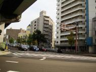 Asisbiz Umeda Sky Bldg to Osaka Aquarium by Taxi Nov 2009 12