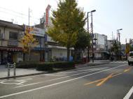 Asisbiz Umeda Sky Bldg to Osaka Aquarium by Taxi Nov 2009 21