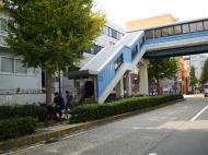 Asisbiz Umeda Sky Bldg to Osaka Aquarium by Taxi Nov 2009 29