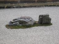 Asisbiz Ryoan ji Hojo Teien Karesansui Zen rock garden Kyoto Japan Nov 2009 17