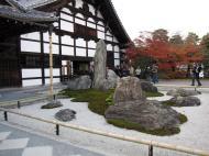 Asisbiz Cherry blossom season Tenryu sect Rinzai Zen Buddhist temple 2010 07