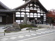 Asisbiz Cherry blossom season Tenryu sect Rinzai Zen Buddhist temple 2010 08