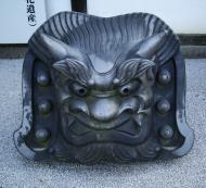 Asisbiz Tenryu ji Sogenchi Tenryu iron masks Kyoto 2009 02