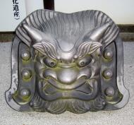 Asisbiz Tenryu ji Sogenchi Tenryu iron masks Kyoto 2009 03