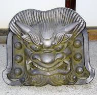 Asisbiz Tenryu ji Sogenchi Tenryu iron masks Kyoto 2009 05