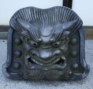 Asisbiz Tenryu ji Sogenchi Tenryu iron masks Kyoto 2009 06