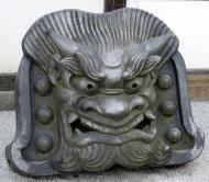 Asisbiz Tenryu ji Sogenchi Tenryu iron masks Kyoto 2009 09