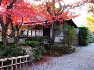 Asisbiz Tenryu ji Sogenchi area guest house Kyoto 2009 03