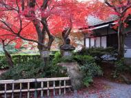 Asisbiz Tenryu ji Sogenchi area guest house Kyoto 2009 09